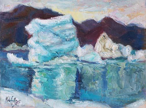 Ice Drift, Iceland