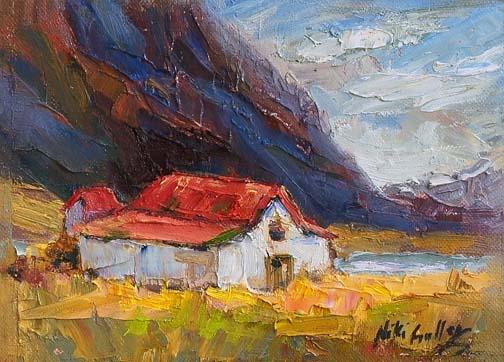 Rural View VI