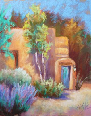 The Blue Door, Santa Fe