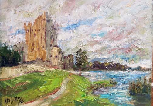 Ross Castle, Ireland