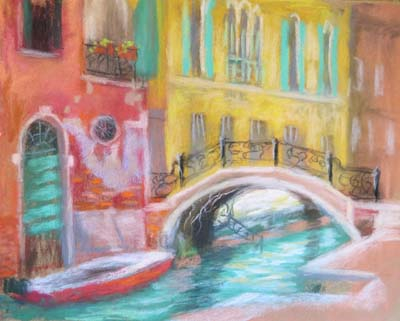 Colorful Dreams, Venice