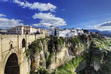 Ronda, Spain ©2015 Photo by Scott Williams